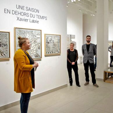 Galerie d'art Léonard Parent