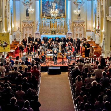 Concerts aux Îles du Bic