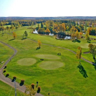 Club de golf L'Empress