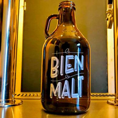 Brasserie Le Bien, le Malt